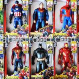 Супер-Герои Марвел - Мстители 30 См Свет, Музика Отличное качество