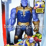 Фигурка Супер героя Танос / Thanos Марвел- Мстители Большая 30 См Свет, Музика Отличное Качество