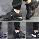 Кроссовки мужские нубук Nike Air Max Tn , разные цвета