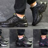 Кроссовки мужские кожа Nike Air Max Tn , разные цвета