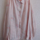 Блузка рубашка р.42-46