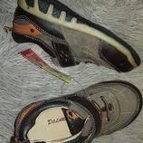 Туфли кожаные для мальчика 26,29,31
