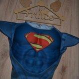 Карнавальная кофта жилет Superman 3D