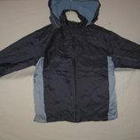 Куртка Decathlon Франция на 134-140 рост 9-10 лет. Демисезонная весна-осень. Куртка на утеплителе