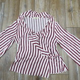 блузка на запах 10р