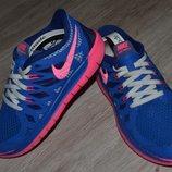 Кроссовки Nike оригинал 35р сост отл