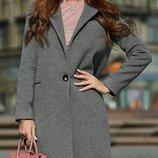 Модное стильное кашемировое пальто. Все в наличии. Купить женское пальто.