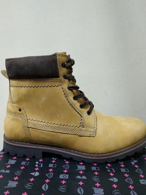 Демисезонные мужские ботинки s&g италия