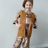 Прокат детский карнавальный костюм принц, принца, восточного принца, пажа султана на утренник киев