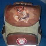 Каркасный рюкзак Zibi для первоклашки