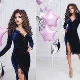 Платье 2 цвета 42,44,46,48,50,52,54 размеры