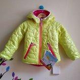 Новая зимняя термо куртка Obermeyer Lovey на 2-4года. оригинал