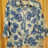 Романтичная лёгкая красивая блузка Per Una