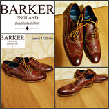 Броги от аглийского бренда Barker, оригинал р. 43, модель Грант