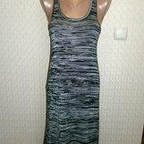 Платье длинное р.14, L, 48-50 H&M