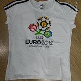 Футболка Adidas Евро оригинал размер М