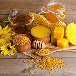 Мед 1 літр- 100% натуральний різних сортів.якість гарантована.