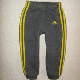 Спортивные штаны , брюки Adidas на 1,5-2 года , Оригинал. Произведено в Пакестан
