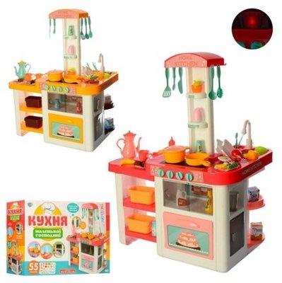 Кухня 889-63-64 вода, свет, звук, посуда, продукты