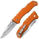 Складной нож от компании Cold Steel модель Working Man Blaze Orange оригинал.