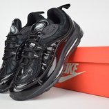 Кроссовки Nike Air Max 98 Supreme black