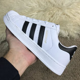 Кроссовки Adidas Superstar Core White
