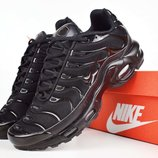 Кроссовки женские Nike TN Plus black