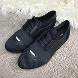 Кроссовки Balenciaga Race Runner Black