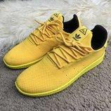 Кроссовки Adidas Pw Tennis HU Yellow