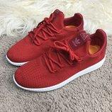 Кроссовки Adidas Pw Tennis HU Red