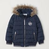 Демисезонная Куртка Для Мальчика От H&M H&M США