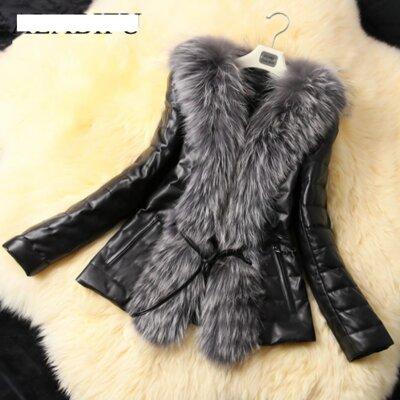 Готовимся к весне Женская демисезонная куртка