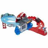 Playskool Трансформеры Трек Боты Спасатели Heroes Transformers Rescue Bots Flip Racers Chomp and Cha