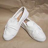 Кожаные туфли слипоны Steve Madden 8,5 US 39,5 EU