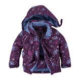 Деми куртка для девочек PocoPiano Германия 86-92, 98-104 весняна куртк