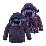 Деми куртка для девочек PocoPiano Германия 86-92, 98-104, 110-116 весняна куртк