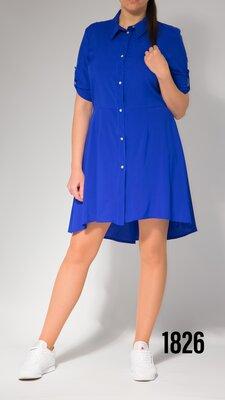Платье рубашка от бренда Adele Leroy