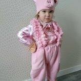 Прокат детский карнавальный,маскарадный костюм свинки, хрюшки,свинка,поросенка,свинка на утеннник