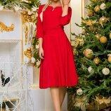 платье 44-46 46-48 48-50 50-52 ткань креп костюмка