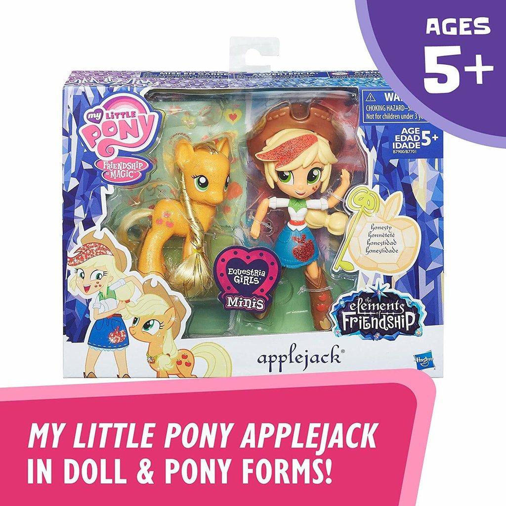 Hasbro My Little Pony Equestria Girls Elements of Friendship Pinkie Pie Figure