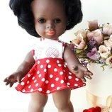 Кукла негр этническая мулатка Гдр Германия