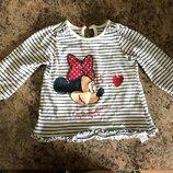 Кофта Минни Маус Disney