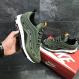 Кроссовки мужские Nike Air Max 97 green