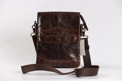 285951e6ed21 Стильная мужская сумка-мессенджер из натуральной кожи: 999 грн ...