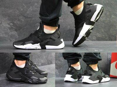 e2922386d Кроссовки мужские Nike Air Huarache black: 1150 грн - мужские ...