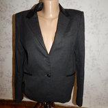 пиджак на подкладке стильный модный рМ