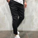 Стильные мужские деловые брюки 29-36