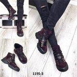 Ботинки демисезонные в стиле Gucci натуральная кожа люкс качество