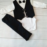 Комплект костюм святковий для хлопчика