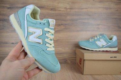size 40 65a75 1a6c8 Кроссовки женские New Balance 996 mint